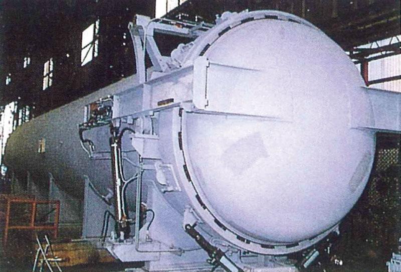 大型製缶及び大型機械加工品