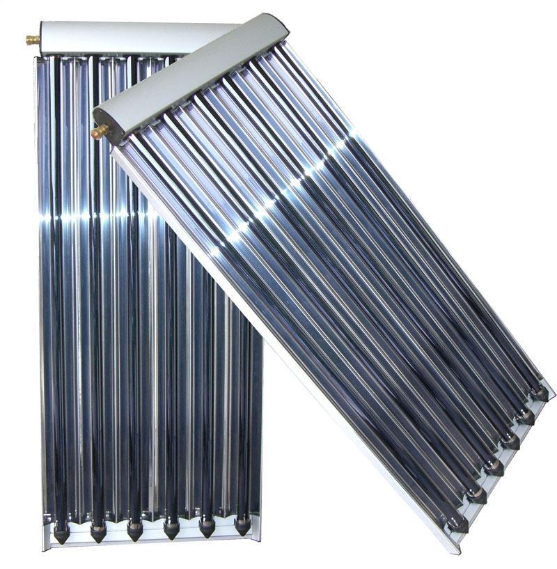 真空管式太陽熱集熱器