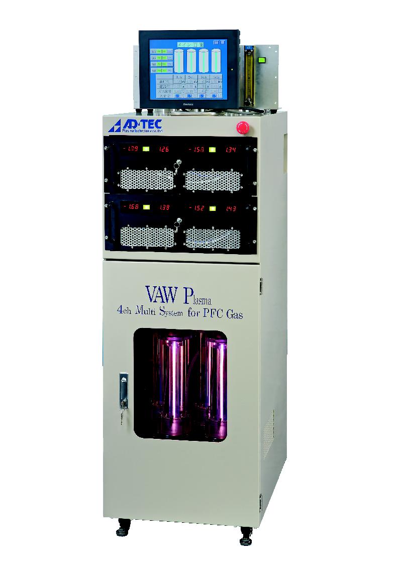 フッ素系地球温暖化ガス分解装置