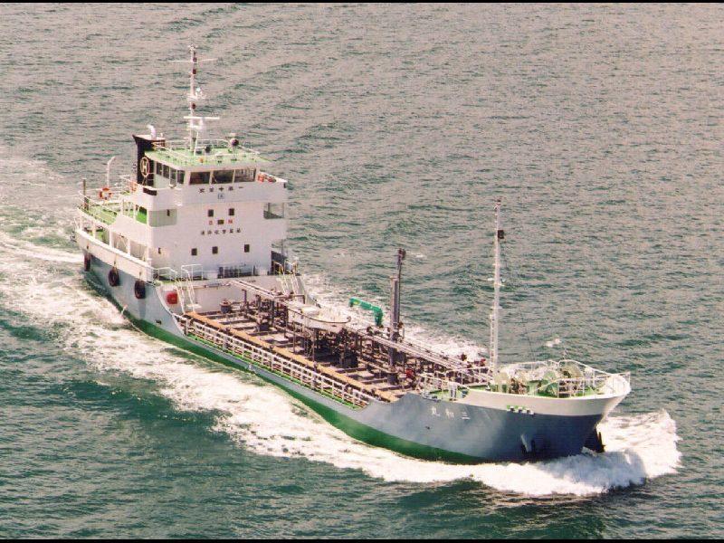 特殊タンク船
