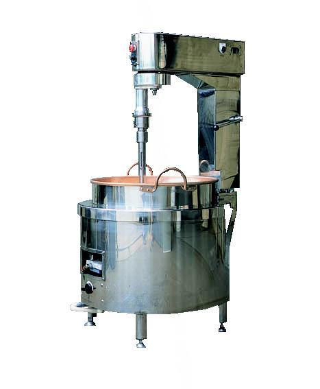 ユニバース型攪拌機