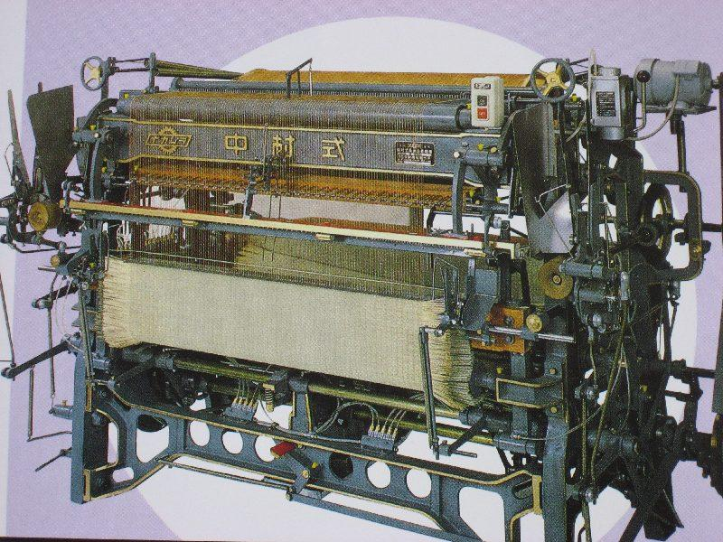 畳表自動織機