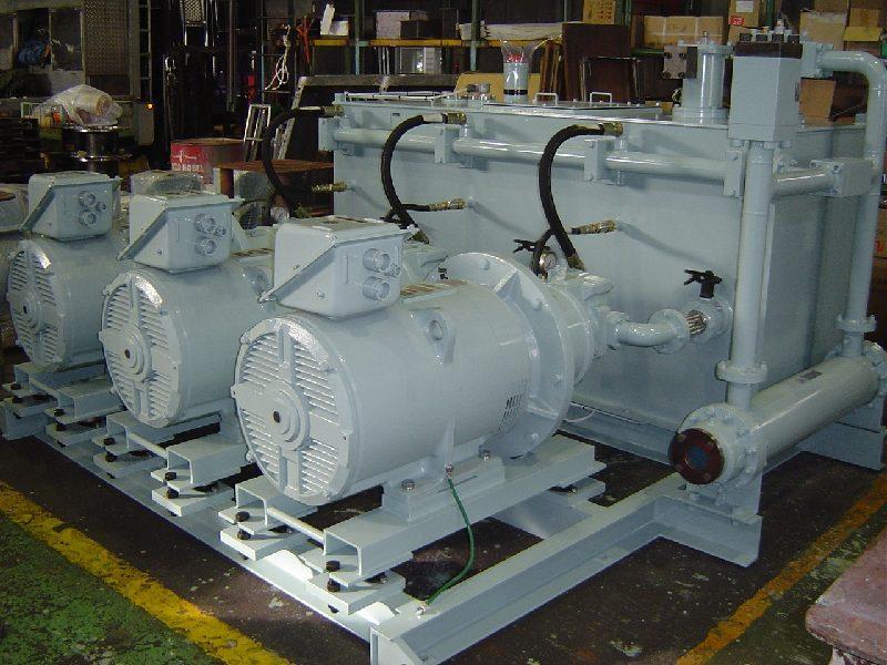 一般産業用油圧装置(2)