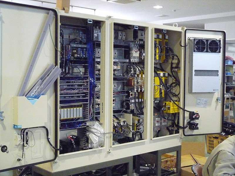 環境器機用制御盤