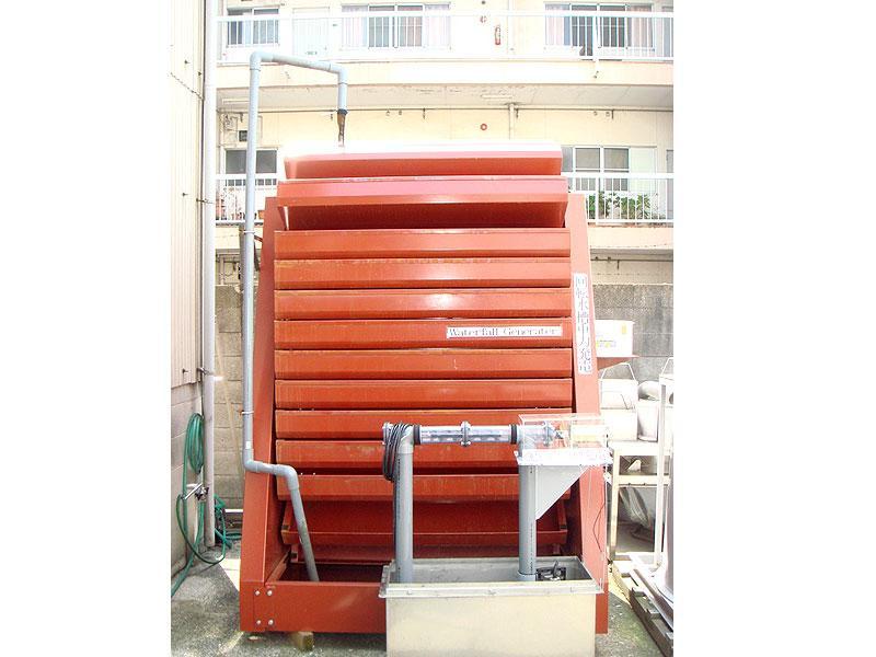 船舶・業務用生ごみ醗酵消滅装置