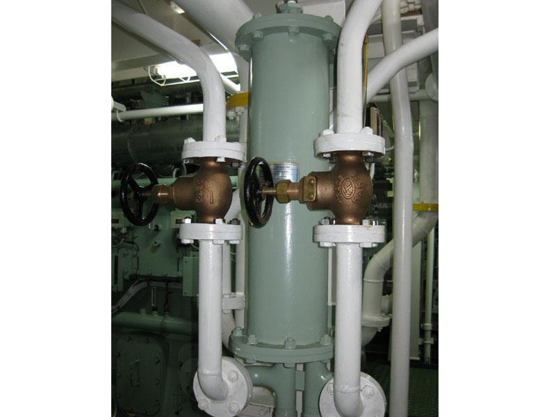農業用加温機・ボイラ等の燃料節約装置