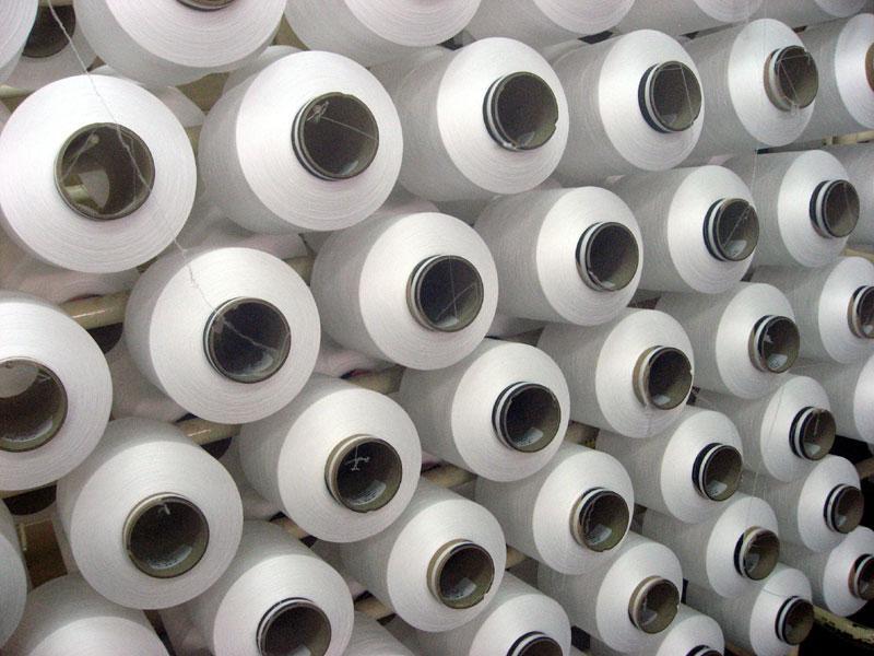 カバーリング加工糸