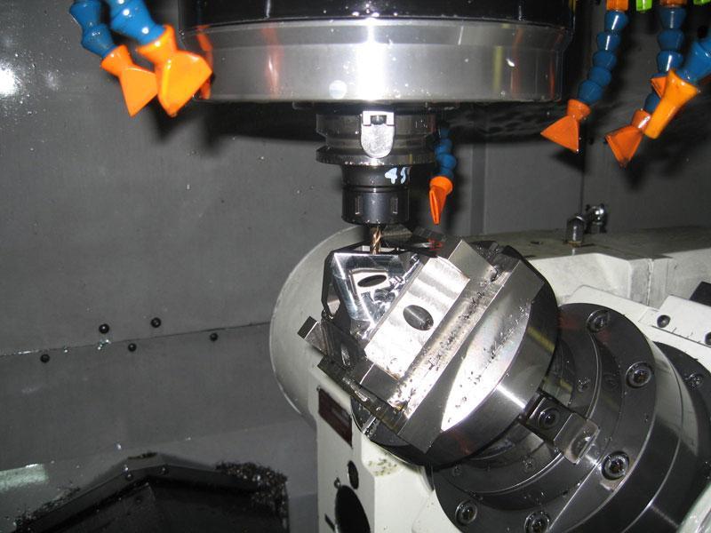 産業機器部品加工品